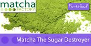 Matcha The Sugar Destroyer